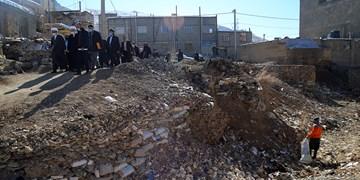 بازدید میدانی نماینده ولی فقیه در کردستان از نایسر