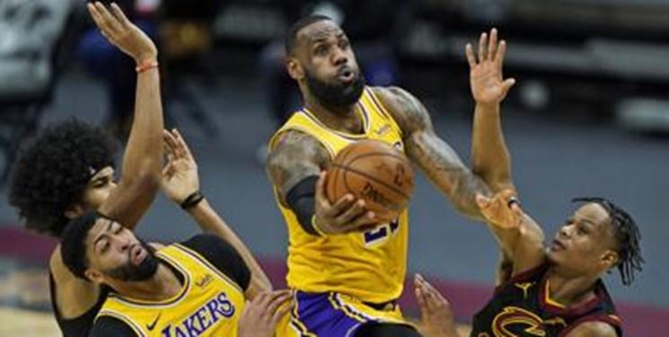 لیگ بسکتبال NBA| پیروزی لیکرز و بروکلین در روز شکست میلواکی