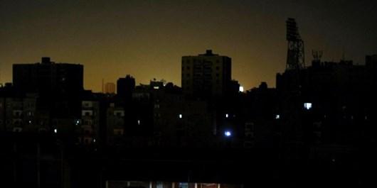 خاموشی برخی از شهرها در استان قزوین