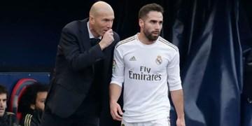 بحران مصدومیت در رئال؛ کارواخال بازی لیگ قهرمانان را از دست داد