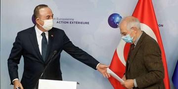 اتحادیه اروپا تحریمها علیه ترکیه را به تعویق انداخت