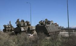 افزایش تحرکات ارتش رژیم صهیونیستی در مرز با لبنان
