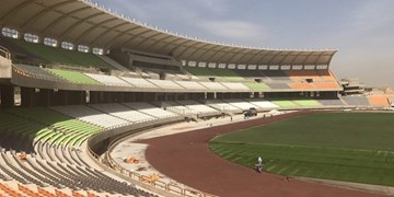 ورزشگاه پارس؛ میزبان دیدار دو تیم فجرسپاسی و مس کرمان