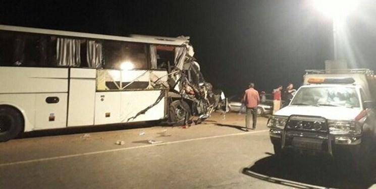تصادف اتوبوس در جاده تهران- مشهد و باز هم تناقض آمارها!