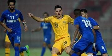 کویت و اردن خواهان برگزاری انتخابی جام جهانی به صورت متمرکز/استرالیا مخالف است