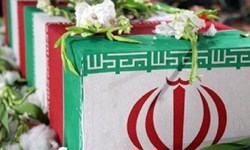 پیکر شهید محمودرضا شهریانی تفحص و شناسایی شد