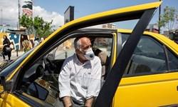 مشکل بیمه تاکسیرانان تهران برطرف شد