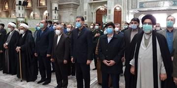 تجدید میثاق کارگروههای بزرگداشت سالگرد پیروزی انقلاب با امام(ره)
