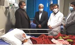 نماینده ویژه وزیر آموزش و پرورش در سردشت دزفول/ پیگیری تأمین هزینههای درمان حادثهدیدگان