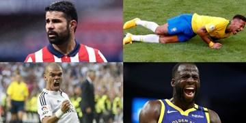 منفورترین ورزشکاران دنیا از نگاه مارکا+ فیلم و عکس