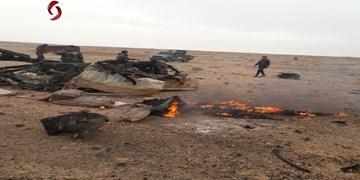 ۸ تروریست در عملیات ارتش سوریه کشته شدند