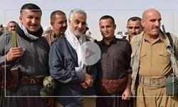 اظهارات مسئولین و کارشناسان عراق و کردستان عراق درباره کمک حاج قاسم به آزادسازی اربیل