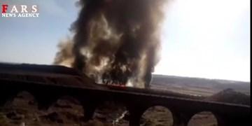 سهل انگاری، عامل آتشسوزی نیزارهای رودشور پرند/ در صورت تکرار با مسؤولان و افراد خاطی برخورد میشود