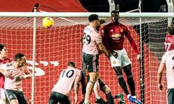 لیگ برتر انگلیس| شکست بدموقع منچستر یونایتد در اولدترافورد