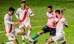 کوپا دل ری| بارسلونا با غلبه بر رایووایکانو صعود کرد