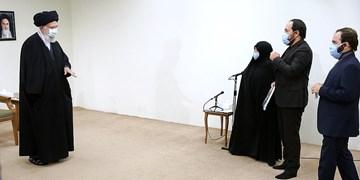 روایت دیدار با حضرت ماه/ یادداشت فرزند شهید فخریزاده درباره دیدار با رهبر انقلاب