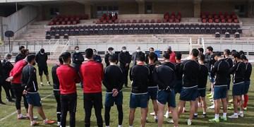 شوک به کاروان پرسپولیس در فرودگاه تبریز
