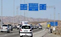 ترافیک روان در جادهها/ممنوعیت سفر به ۴۰ شهر قرمز و نارنجی کرونایی