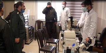 ویزیت رایگان 1200 بیمار چشمی توسط گروه جهادی شهید رهنمون در سقز