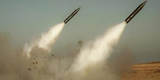 اصابت دهها راکت به پایگاه نظامی آمریکا در نزدیکی فرودگاه بغداد