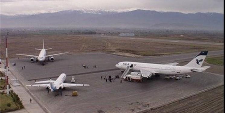 افزایش ۲۸ کیلومتری فضای حاکمیتی فرودگاه کاشان