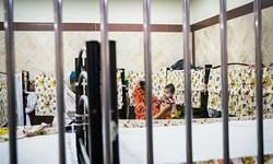 فیلم| آزادسازی زندانیان زن توسط خیرین کرمانشاهی
