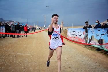 مسابقات دو صحرانوردی در خرمآباد