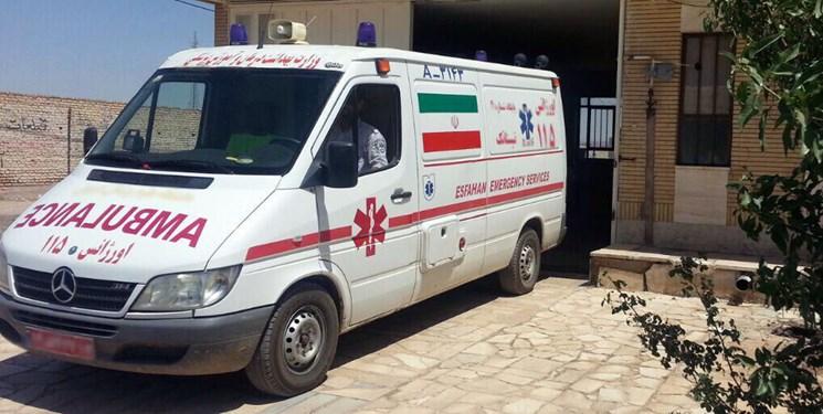انجام بیش از ۲۳۵ هزار امدادرسانی فوریتهای پزشکی در اصفهان