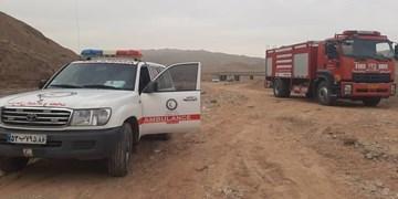 نجات ۳ فرد گرفتار در ارتفاعات روستای کروک+ تصاویر