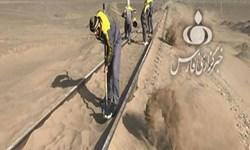 استقرار ۷۰ کارگر ماسه روب در ایستگاههای رودشور و مزاراب
