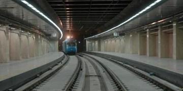 پیشرفت ۸۰ و ۶۷ درصدی ایستگاههای A9 و A13 مترو قم