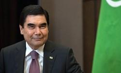 تبریک «بردی محمد اف» به رئیس جمهور قرقیزستان