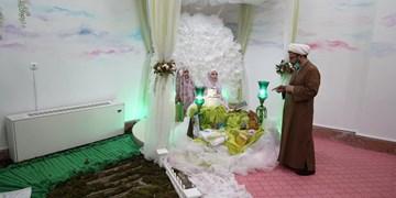 جشن تکلیفی متفاوت در حرم امام رئوف/ آغاز عبودیت در سایه درخت ولایت+عکس