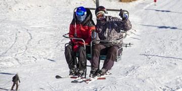 «پیست اسکی آلوارس» مقصدی برای ورزشهای زمستانی