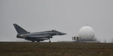 کمک جنگندههای یوروفایتر اسپانیا به ناتو در تقابل با روسیه