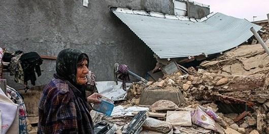 سیلزدگان آذرماه 98 لامرد در انتظار تسهیلات