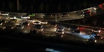 جریمه۲۰۰ هزارتومانی ۶۰ هزار خودرو در یک شب!