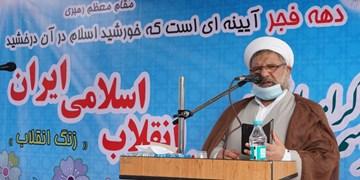 افزایش روحیه انقلابی در نسل سوم/ انقلاب اسلامی کارایی دین در عرصه سیاست را تجلی بخشید