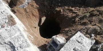 انسداد و پلمب  ۷۱ حلقه چاه غیرمجاز آب در شهریار