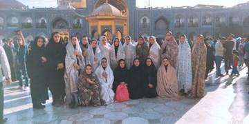 تجلیل از ۲۵۸ مادر برگزیده توسط آستان امام رضا (ع) به مناسبت روز مادر