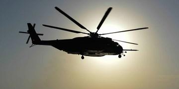 سقوط بالگرد نظامی کوبا و کشته شدن 5 خدمه