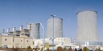 افتتاح واحد سوم بخش بخار نیروگاه سیکل ترکیبی شیروان