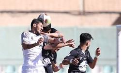 هفته 23 لیگ دسته اول فوتبال| پیروزی تیم هوادار با گل به خودی چوکا