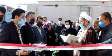 کتابخانه روستای اورقین کبودراهنگ افتتاح شد