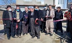 فجر ۴۲/افتتاح چندین پروژه عمرانی و خدماتی در بانه
