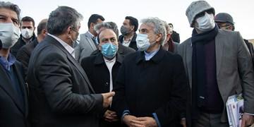 سفر معاون رئیس جمهور|||  به آذربایجان غربی