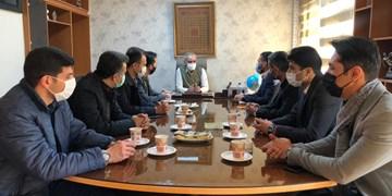 نشست 8داور با سرپرست و دبیرکل فدراسیون فوتبال/ خبری از شکایت علیه قلعهنویی نبود +عکس