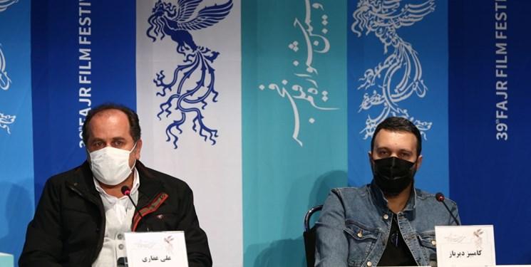 «تک تیرانداز» سینمای ایران رونمایی شد/ کامبیز دیرباز: با افتخار نقش شهید زرین را ایفا کردم