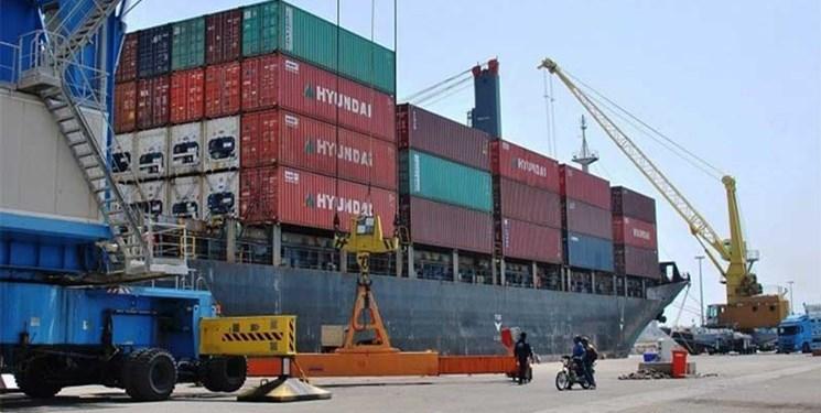 تجارت 6 میلیارد و 700 میلیون  دلاری کشور در دی ماه