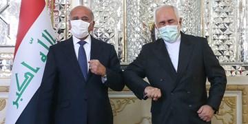دیدارهای وزیر خارجه عراق||| در ایران